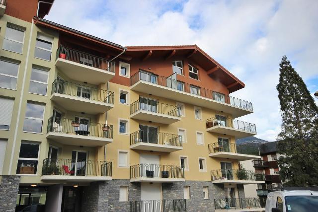 Apartments Les Campanules