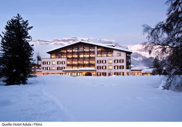 Hotel Adula ****s.