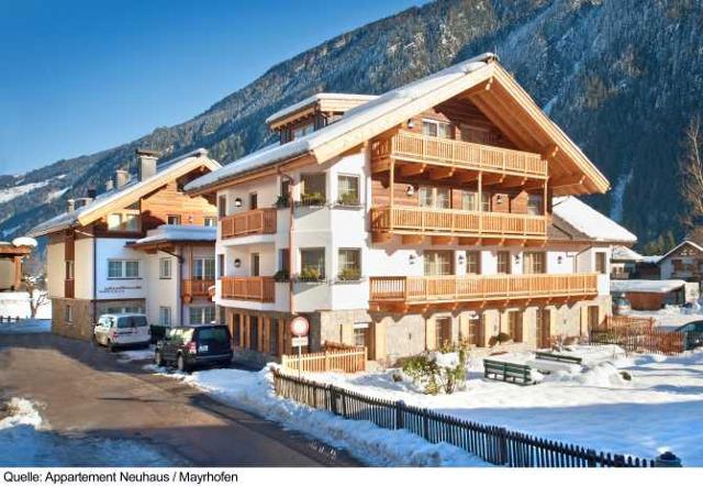 Hotel Appartements Neuhaus