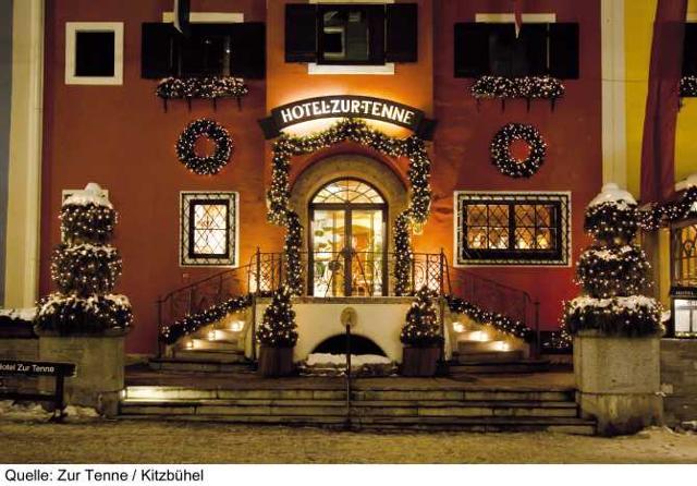 Hotel Zur Tenne ****s.