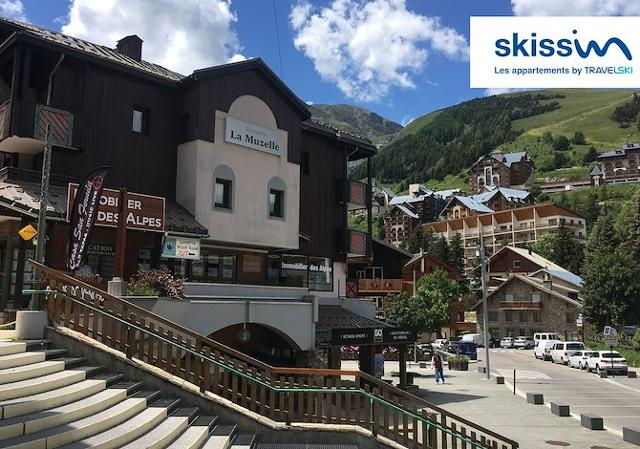 Skissim Classic - Résidence La Muzelle
