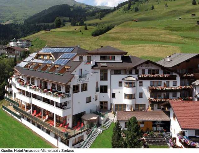 Hotel Amadeus-Micheluzzi