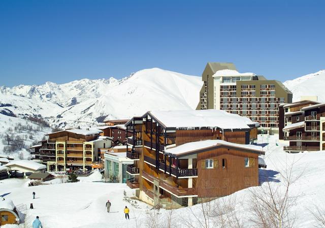 Hôtel Belambra Les 2 Alpes 1800 4*