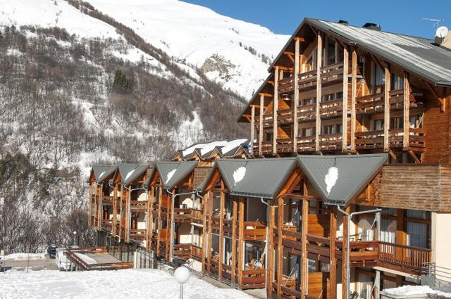 Apartments Le Hameau De Valloire
