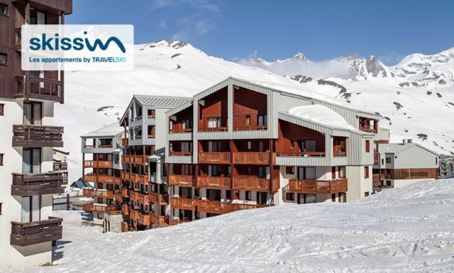 Skissim Classic - Résidence Le Hameau du Borsat 3*