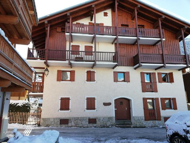 Apartments Fontaine Du Praz