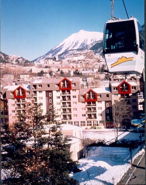 Appartements Relais Guisane B 34766