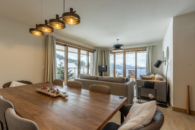 Appartements Le Ridge