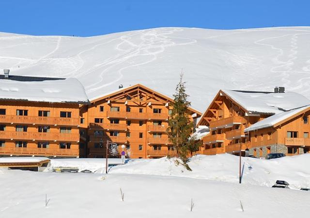 Résidence Le Sun Valley 4* E