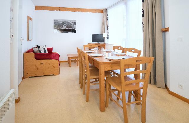 Appartements Balcons C 021 - PROCHE PISTES appartement 6 pers.