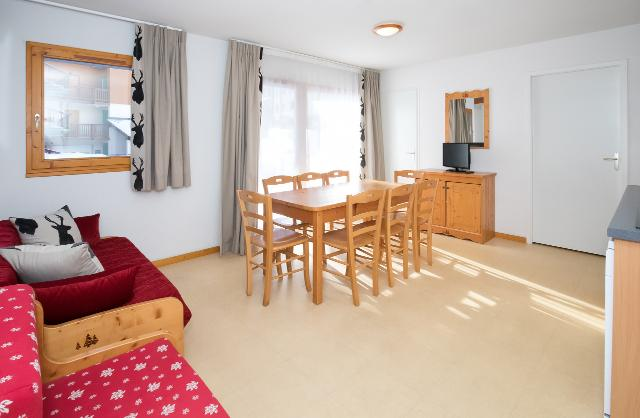 Appartements Balcons G 025 - PROCHE PISTES appartement 8 pers.