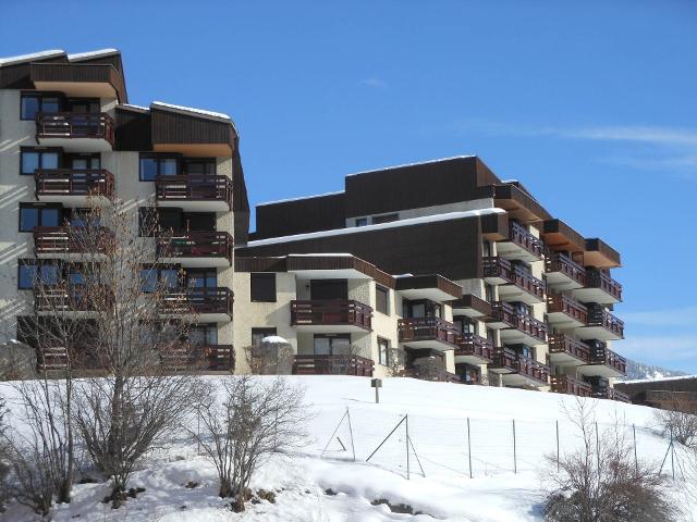 Appartements Melezes 34836