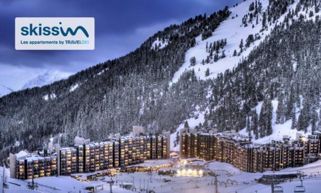 Skissim Classic - Résidence Les Glaciers Plagne Bellecôte