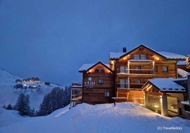Résidence CGH & SPA White Pearl Lodge 5*