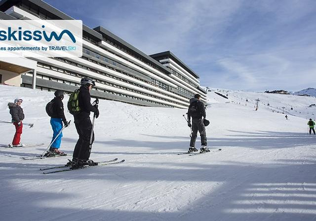 Skissim Select - Résidence du Brelin 4* Les Menuires Brelin