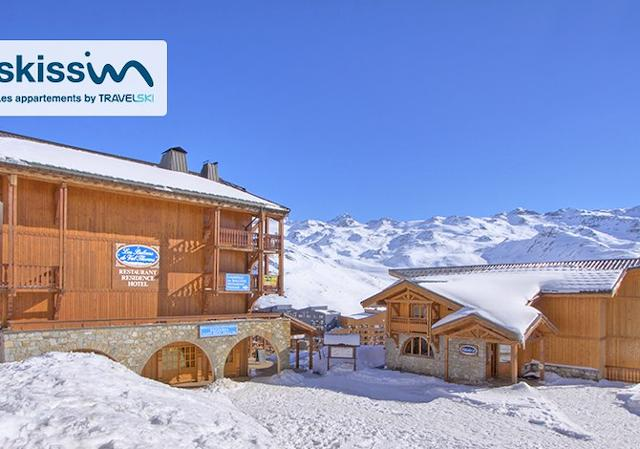 Skissim Select - Résidence Les Balcons de Val Thorens & Spa 4* Val Thorens