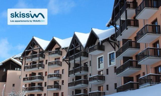 Skissim Select - Résidence Les Hauts de Valmeinier 4*