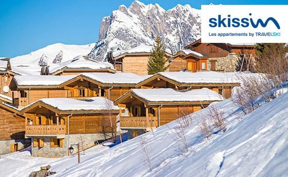 Skissim Select - Chalets Le Grand Panorama 2 3*