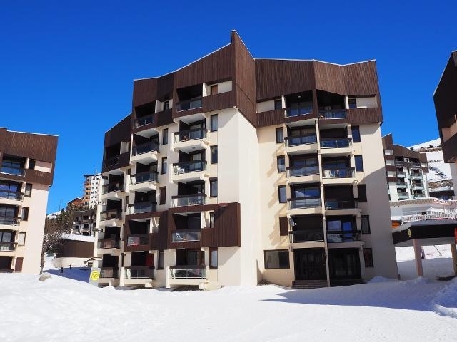 Appartements Soldanelles A