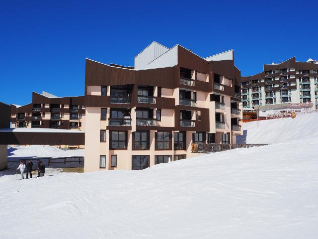 Apartments Soldanelles B