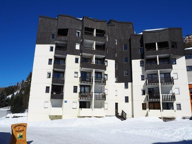 Apartments Gentianes