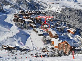 Appartements Residence Mont Vallon