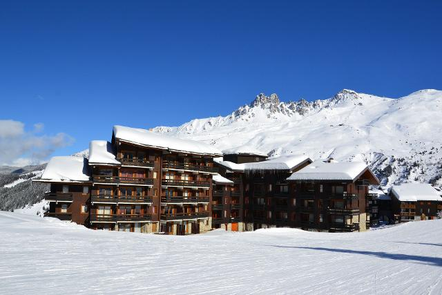 Apartments Residence Lac Blanc