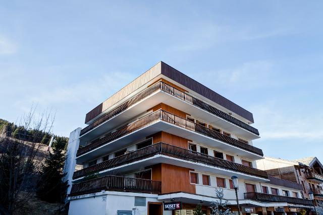 Apartments Isard
