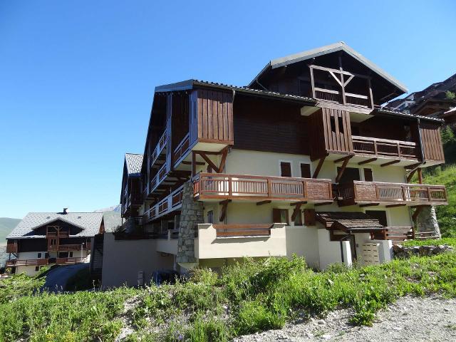 Apartments Balcon Des Pistes C