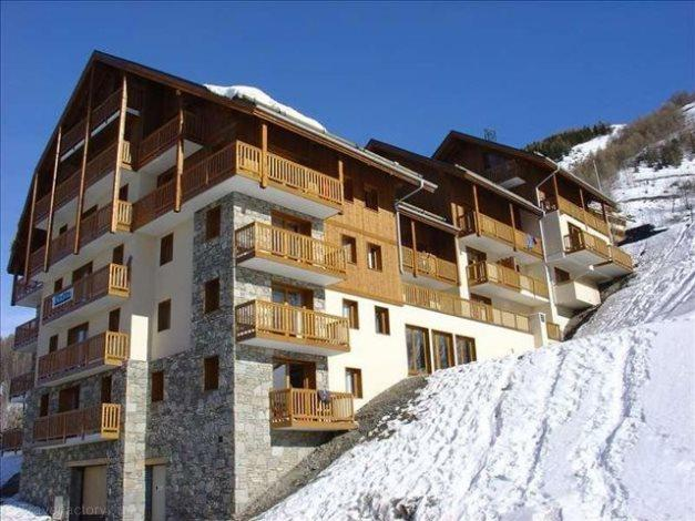 Apartments Les Valmonts