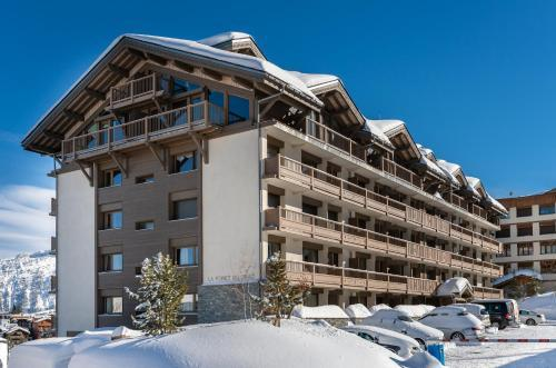 Apartments Foret Du Praz