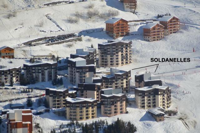 Apartments Soldanelles