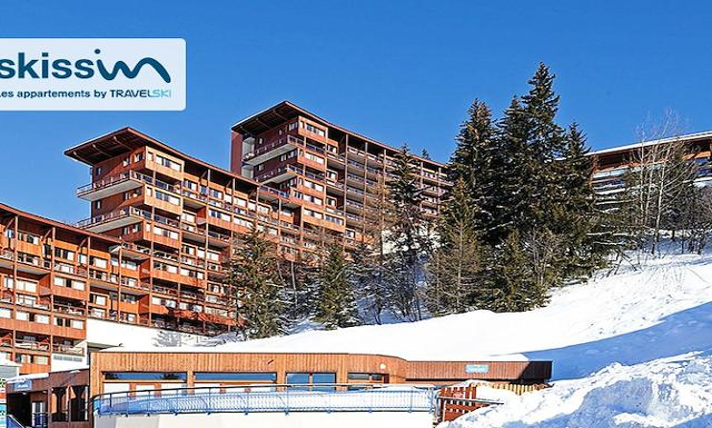 Skissim Premium - Résidence Le Roc Belle Face 4*