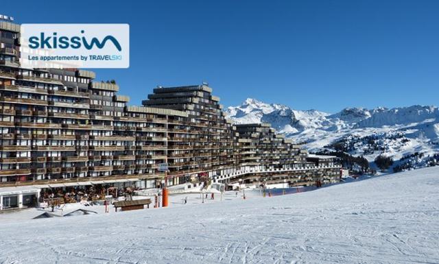Skissim Classic - Vue Mont Blanc