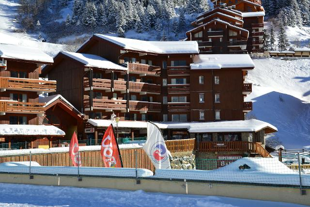 Apartments Residence Plan Du Lac