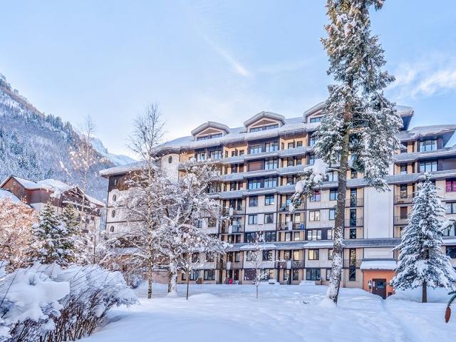 Pierre & Vacances Residentie Le Chamois Blanc