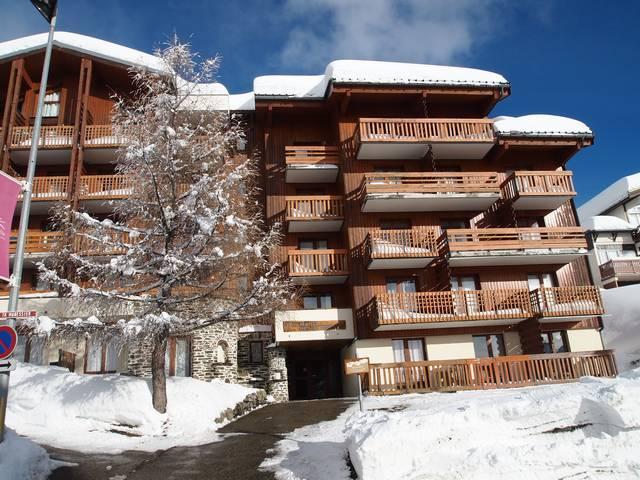 Apartments Les Hauts De La Rosiere