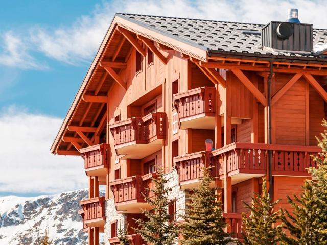 Résidence Pierre & Vacances Premium Les Alpages de Reberty 3*