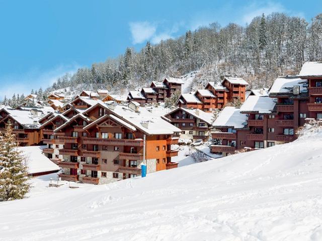 Pierre & Vacances Premium residentie Les Fermes de Méribel