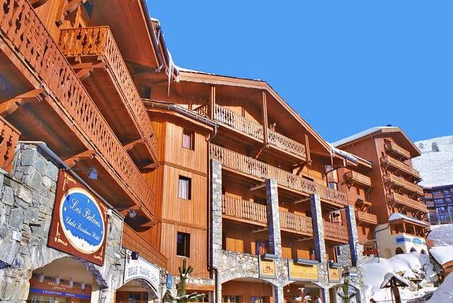Résidence Les Balcons de Belle Plagne & Spa 4*