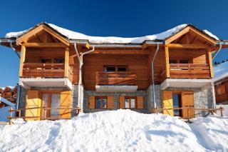 Residence Lagrange Vacances Le Grand Panorama II  3*