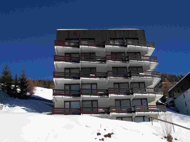 Apartments Rey - Plan Peisey