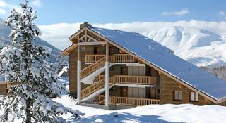 Appartements La Marmotte La Crete Du Berger