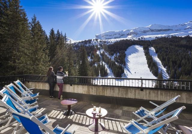 Hôtel Club MMV Le Flaine 3*