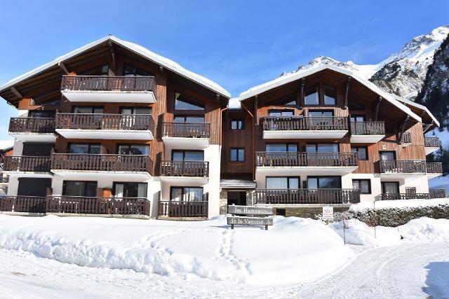 Appartements Hameaux De La Vanoise