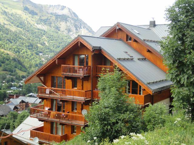 Apartments Gentiane Hameau De La Vallee D'or