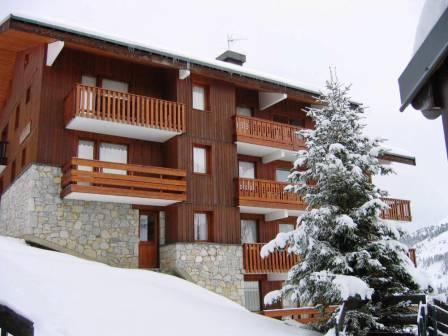 Apartments Les Sonnailles