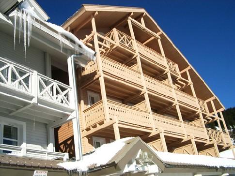 Apartments Chateaux De Crans