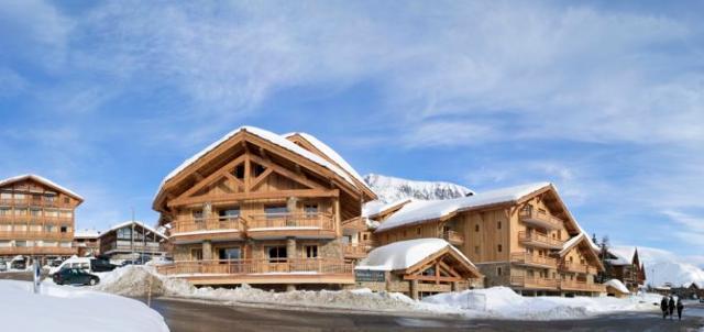 Résidence CGH & SPA Le Cristal de l'Alpe 4*