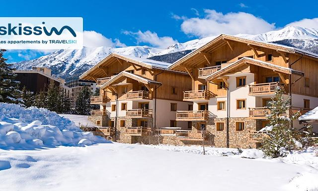 Skissim Premium - Résidence Le Hameau du Rocher Blanc 4*